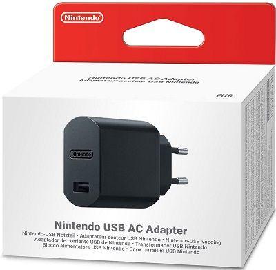 adaptador USB de Nintendo