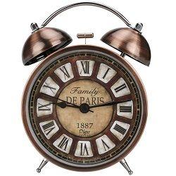 reloj despertador retro, despertador antiguo, despertador vintage