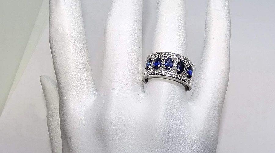 anillos retro y vintage de lujo para pedir la mano, pedida de matrimonio