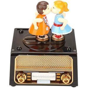 cajas de música vintage