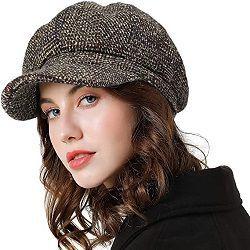 sombrero vintage y retro para mujer